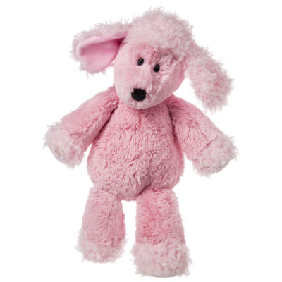 Marshmallow Pinky Poodle - 13""
