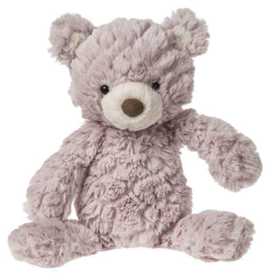 Dusty Rose Putty Bear - 11""
