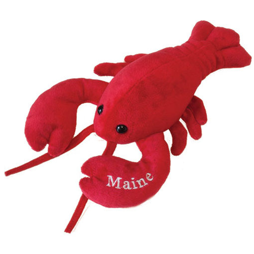 Maine Lobbie Lobster - 10""