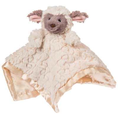 Putty Nursery Lamb Character Blanket - 13x13""