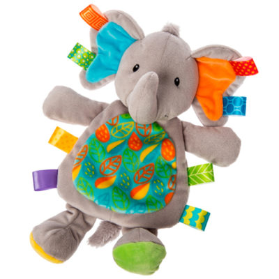 Taggies Little Leaf Elephant Lovey - 12""