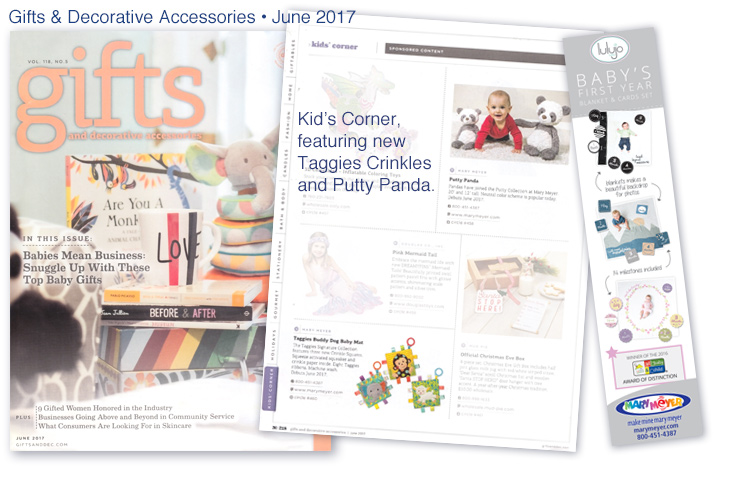 Gifts & Decorative Accessories - June 2017