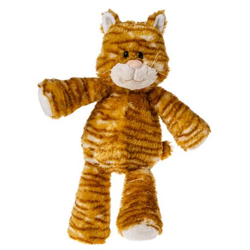 """Marshmallow Tabby Cat - 13"""""""