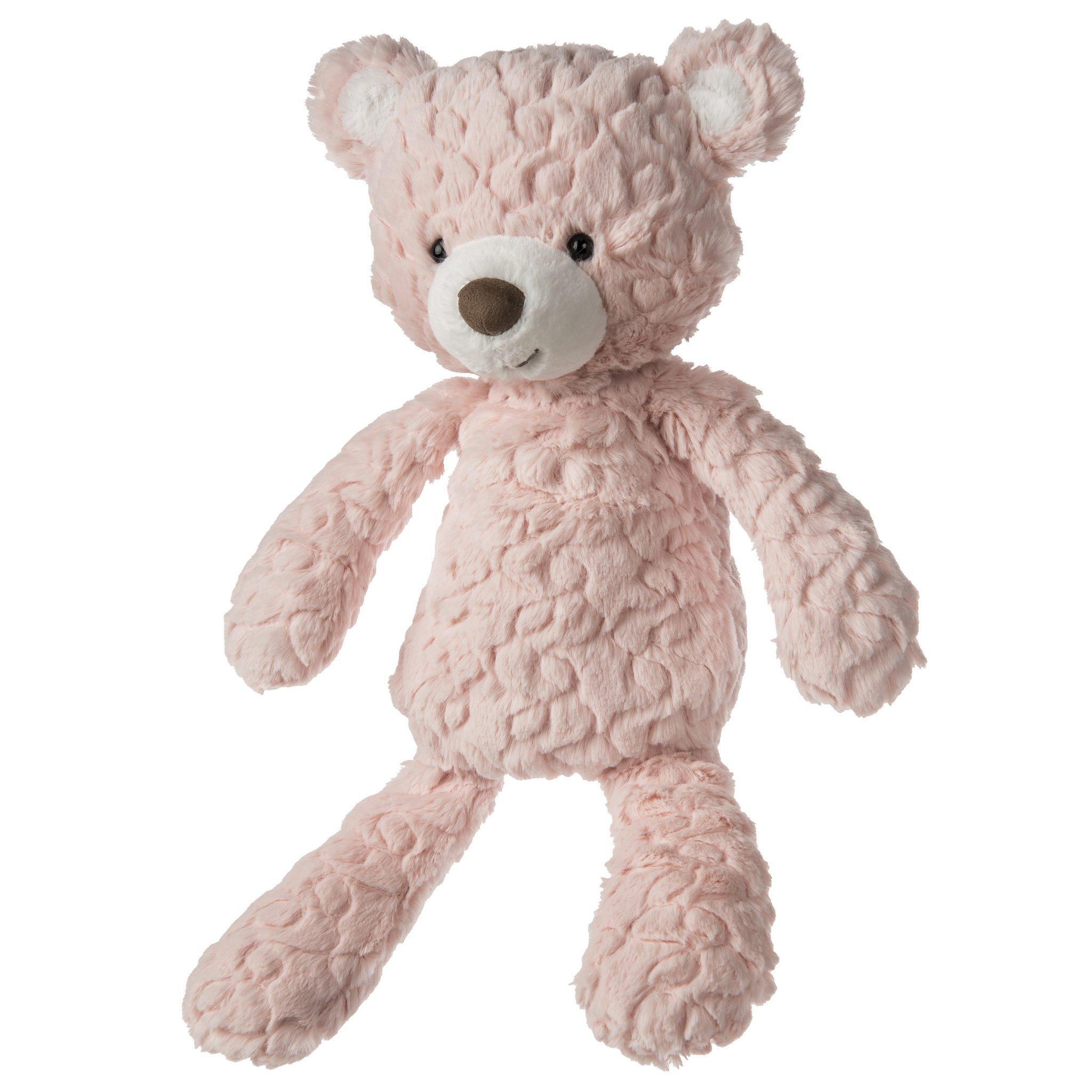 """53401 Mary Meyer Blush Putty Bear - 17"""""""